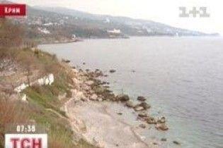 У Криму оголошено штормове попередження