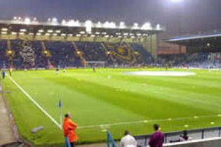 Мороз зірвав проведення матчу Прем'єр-ліги