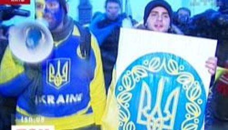 500-кілометровий людський ланцюг 1990 року намагалися відновити у Києві