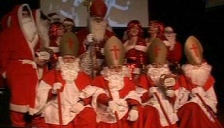 Хто найкращий Санта Клаус у світі?