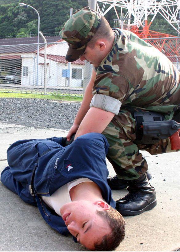 Південнокорейські навчання Ulchi Focus Lens (Фото: www.ctf76.navy.mil)