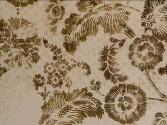 Фрагмент шпалер із пилу Кетрін Бертола (Фото: vam.ac.uk)