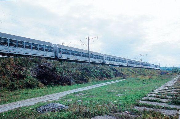 Російська залізниця (Фото: autoreview.ru)