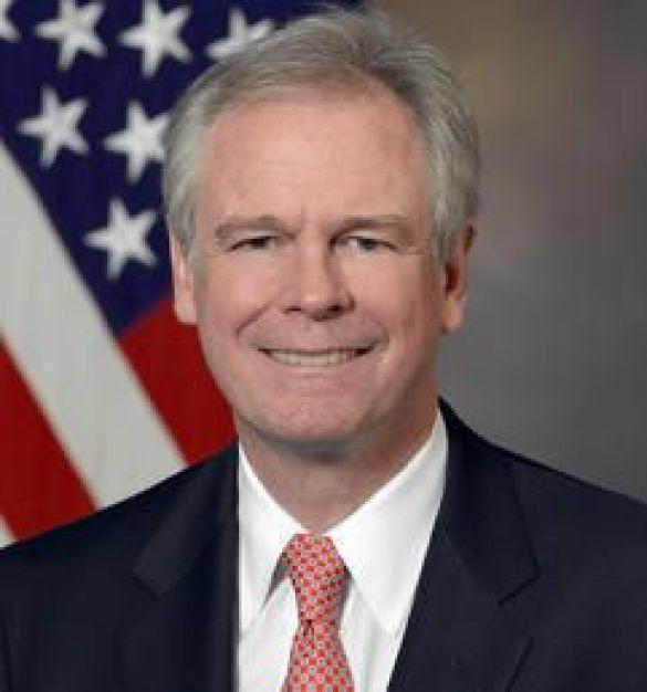 Офіційний представник Пентагону Брайан Уїтмен (Фото: harpers.org)