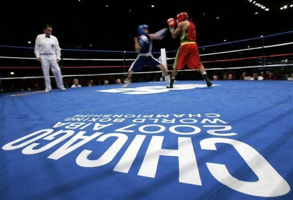Боксерський ринг Чикаго