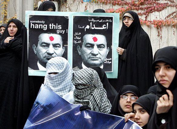 Іран пропонує гроші за голову Мубарака