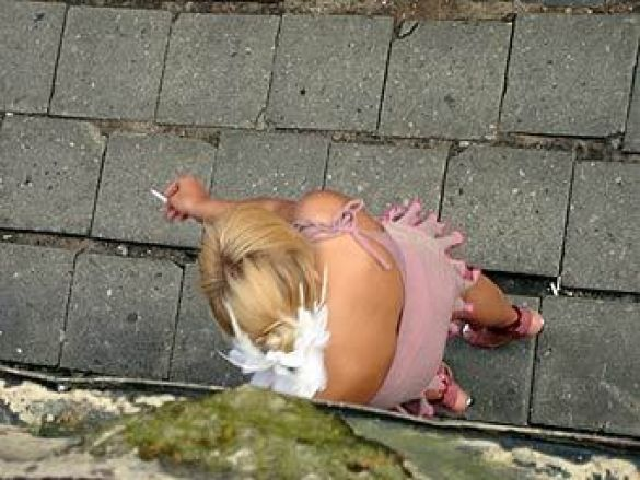 Проститутка (Фото: news.a.ua)