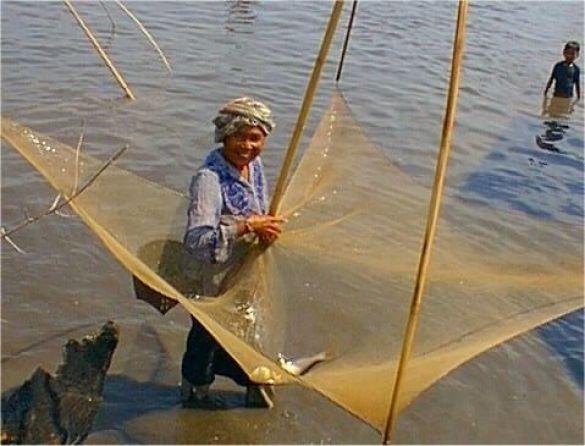 Рибальство в Африці (Фото: www.research4development.info)