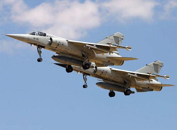 Винищувач Mirage F1