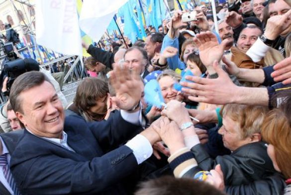 Віктор Янукович (Фото: Офіційний сайт Партії регіонів)