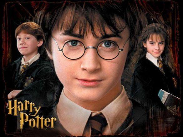 Постер Гаррі Поттер
