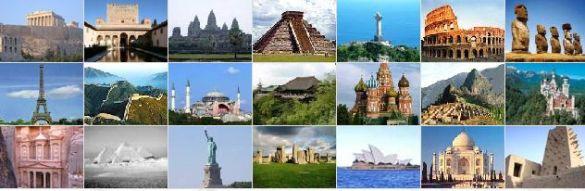 Нові 7 див світу