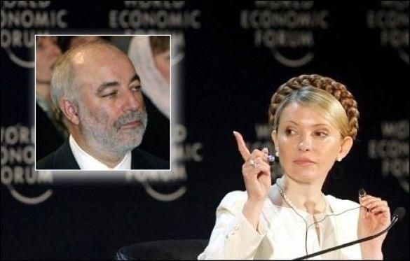 Тимошенко Вексельберг