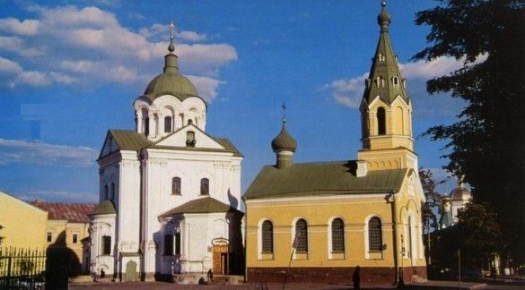 Храм Миколи Набережного (Фото: go2kiev.com.ua)