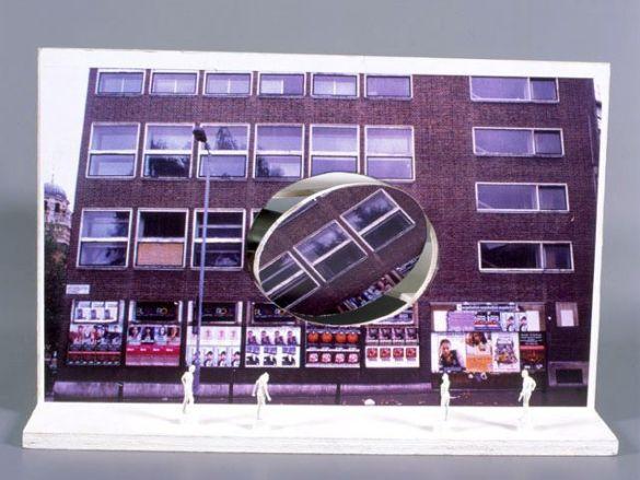 Експерименти на фасадах у центрі Ліверпуля