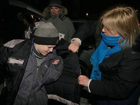 Безпритульні діти (Фото: balance.metakultura.ru)
