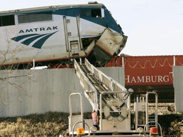 аварія потягів в Чикаго
