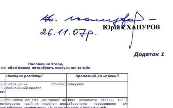 Лист Єханурова