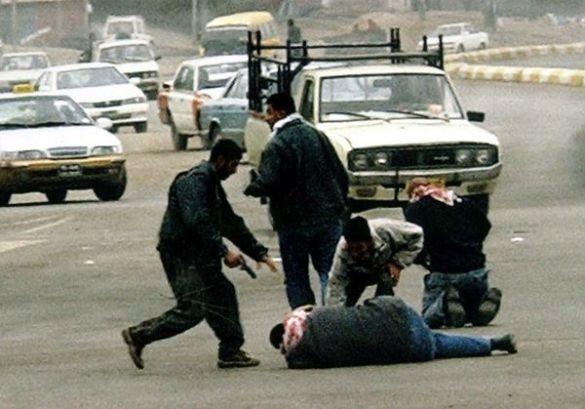 Бойовики в Хайфі