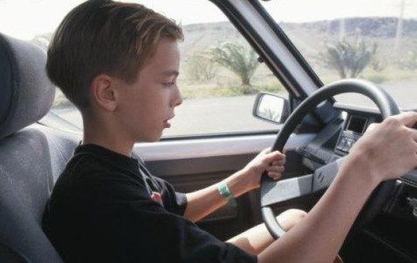 Дитина-водій