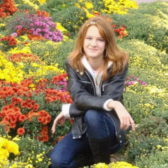 Аліса Тарасенко: руденька красуня дня 19 листопада