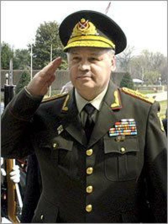 Міністр оборони Азербайджану Сафар Абієв (Фото: vpk-news.ru)