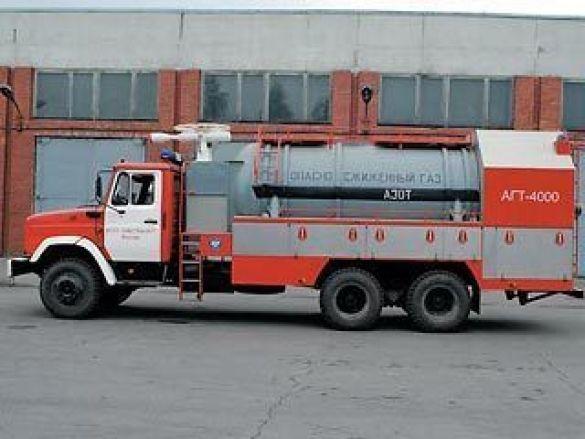 Пожежна машина (Фото: kolesa.ru)