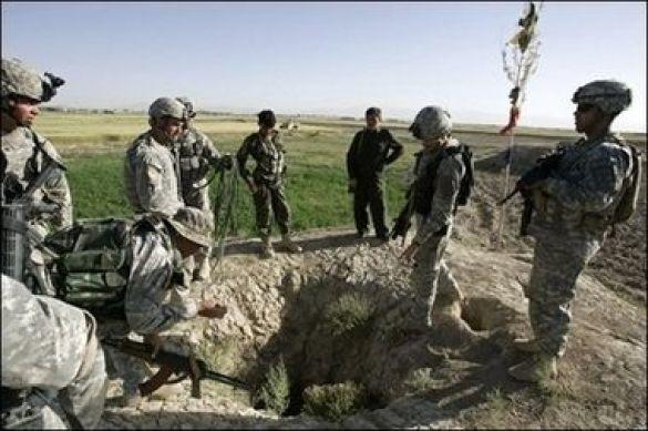 Натовські війська в Афганістані