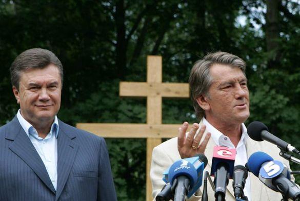 Ющенко-Янукович-релігія