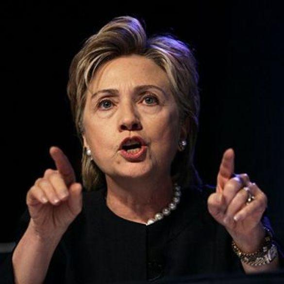 Хілларі Клінтон (Фото: justindburton.wordpress.com)