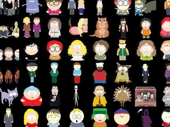 Герої South Park (Фото: stylesdb.com)