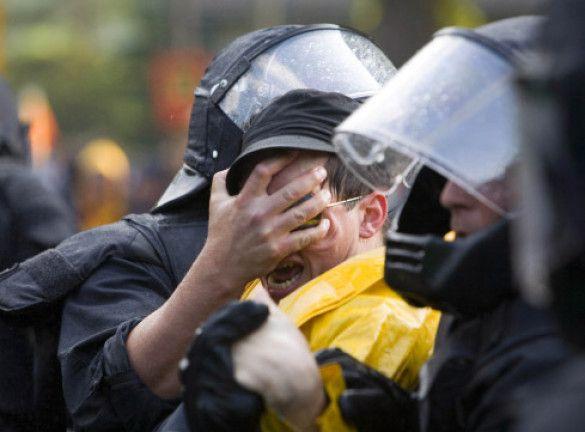 Демонстрації в Гайліґендамі
