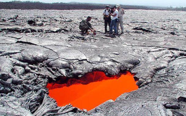 На Гаваях знайшли магму