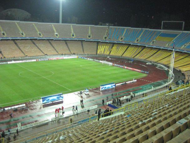 Яким буде оновлений стадіон у Києві