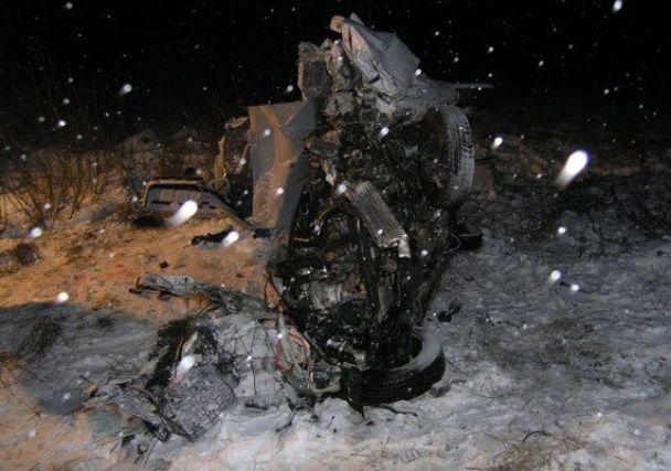 Троє людей загинули в аварії на Житомирщині