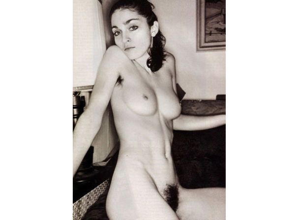 Фото оголеної Мадонни продано майже за 40 тисяч