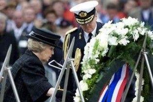 Голландці не пустили німецького посла на вшанування пам'яті жертв Другої світової