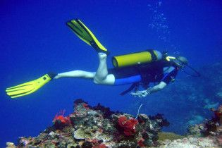 Уряд Мальдів проведе засідання під водою