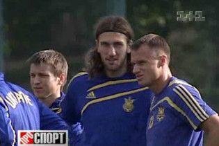 Збірна України прибула в Мінськ на гру з білорусами