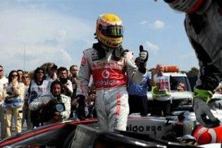 """Кваліфікацію Гран-прі Італії виграв чемпіон """"Формули-1"""""""