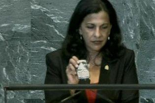 Повалений президент Гондурасу звернувся до Генасамблеї ООН з мобільного