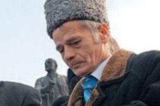 Голова Меджлісу не хоче, щоб уряд Криму очолив Могильов