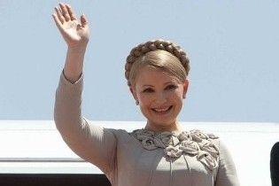 Тимошенко визнали найпопулярнішим іноземцем у Росії