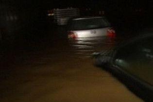 Зливи викликали масштабні повені в Шотландії