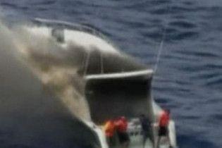 ВМС США влаштували полювання на наркоторговців