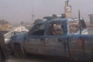В результаті двох вибухів в Іраку загинули троє поліцейських