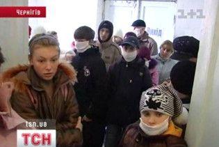 Після оздоровлення в санаторії діти захворіли на грип