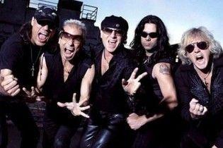 Scorpions увічнять на рок-алеї Голлівуду