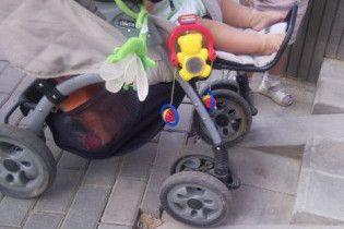 В Одесі викрали півторарічну дитину для випрошування милостині