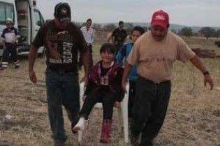 В Мексиці під час новорічної кориди обвалилася трибуна
